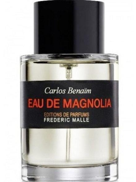 EAU DE MAGNOLIA by FREDERIC MALLE 5ml Travel Spray MOSS BERGAMOTE