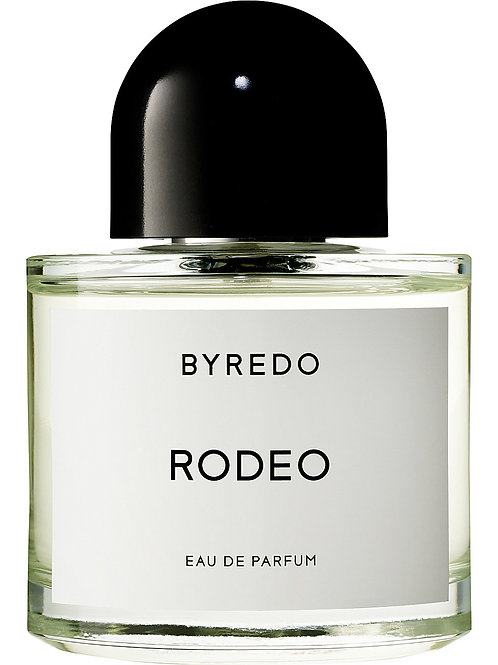 RODEO by BYREDO 5ml Travel Spray LEATHER AMBER VETIVER