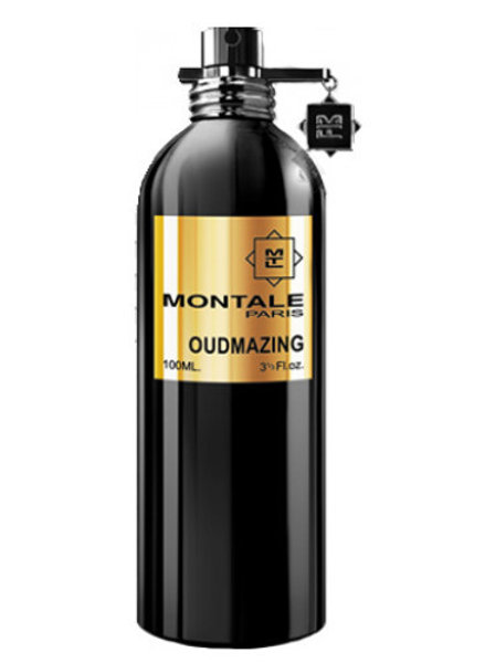 OUDMAZING  by MONTALE 5ml Travel Spray Perfume AOUD PEAR PATCHOULI