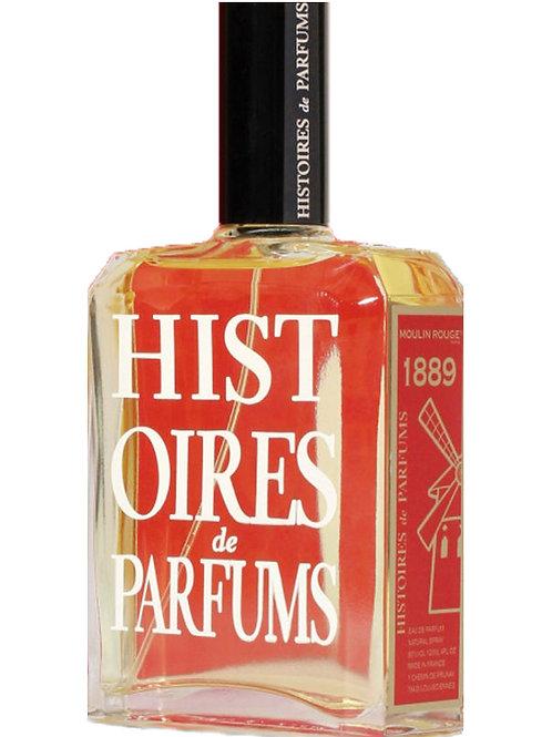 1889 by HISTOIRES DE PARFUMS 5ml TRAVEL SPRAY Perfume Musk Rose Wormwood