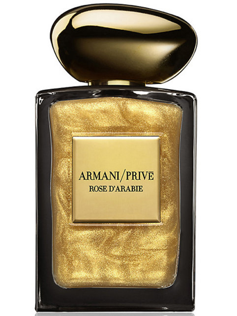 L'OR DU DESERT by ARMANI/PRIVE 5ml Travel Spray 24K GOLD Rose Oud