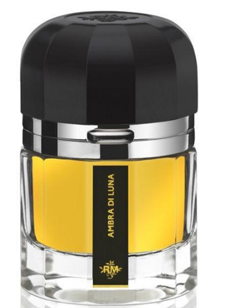 AMBRA DI LUNA by Ramon Monegal 5ml Travel Spray LABDANUM CASTOREUM Perfume