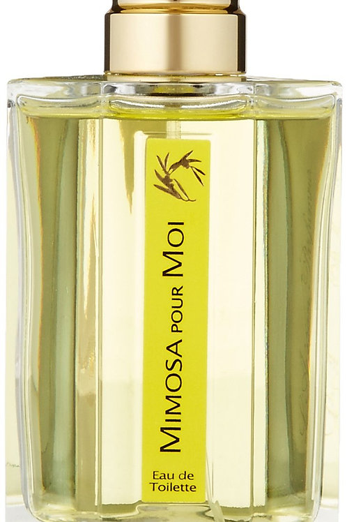 MIMOSA POUR MOI by L'ARTISAN 5ml Travel Spray Vintage Cassis Vanille
