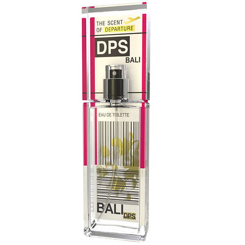 BALI by SCENT of DEPARTURE 5ml Travel Spray DPS TANGERINE TIARE MUSK