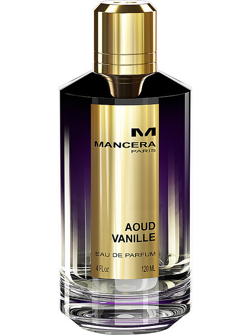 AOUD VANILLE by MANCERA 5ml Travel Spray Perfume Agarwood Saffron Gaiac