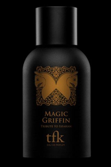 MAGIC GRIFFIN by TFK 5ML Travel Spray Fragrance Kitchen Cedar