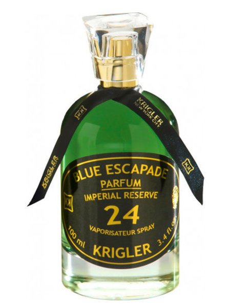 BLUE ESCAPADE 24 by KRIGLER 5ml Travel Spray Cedar Orange Vetiver