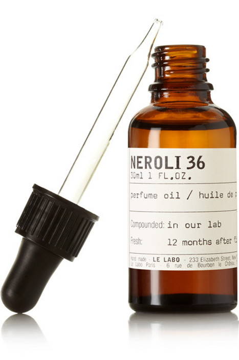 NEROLI 36 OIL by LE LABO 5ml Travel Roll On N36 Calone Musk