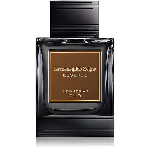 INDONESIAN OUD by ZEGNA 5ml Travel Size Spray Patchouli Bergamote