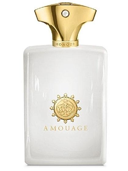 HONOUR MAN by AMOUAGE 10ml Travel Spray Perfume Pepper Cedar Nutmeg HOMME
