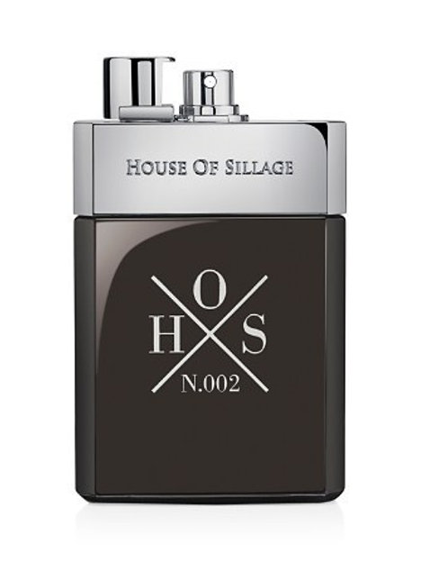 HOS N.002 by HOUSE OF SILLAGE 5ml Travel Spray Mandarin Cedar