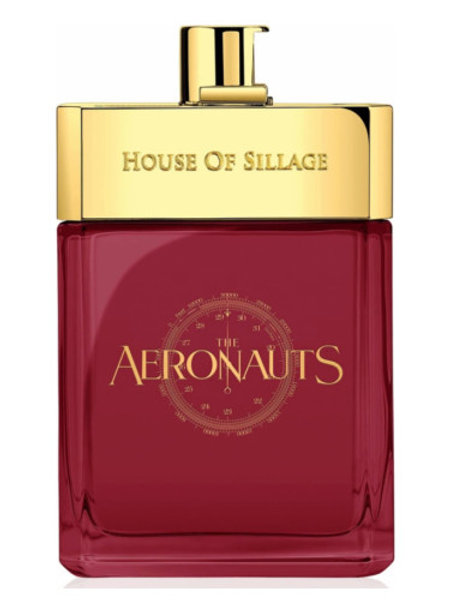 AERONAUTS by HOUSE OF SILLAGE 5ml Travel Spray Melon Spruce Vetiver