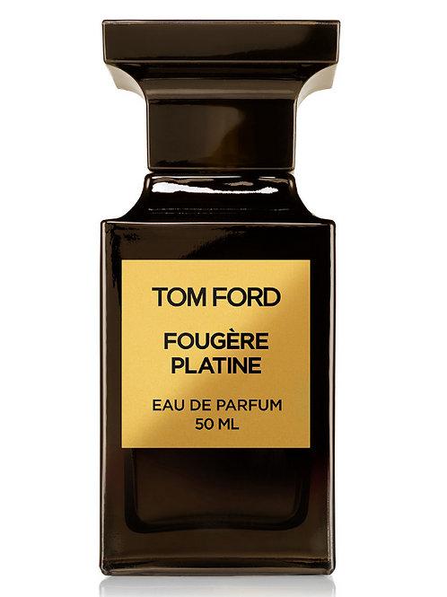 FOUGERE PLATINE by TOM FORD 5ml Travel Spray HONEY ARTEMISIA CEDAR