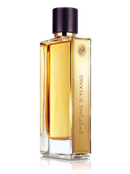 EMBRUNS D'YLANG by GUERLAIN 5ml Travel Spray Perfume Iris Salt Ylang