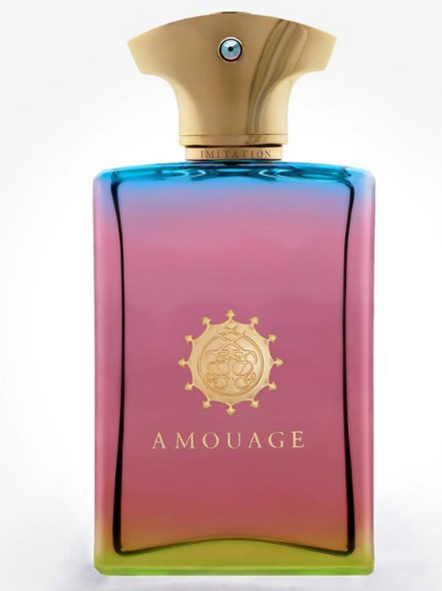 IMITATION by AMOUAGE MAN 5ml Travel Spray Pepper Vetiver Myrrh