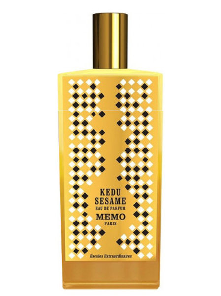 KEDU SESAME by MEMO 5ml Travel Spray LOTUS GRAPEFRUIT YERBA MATE