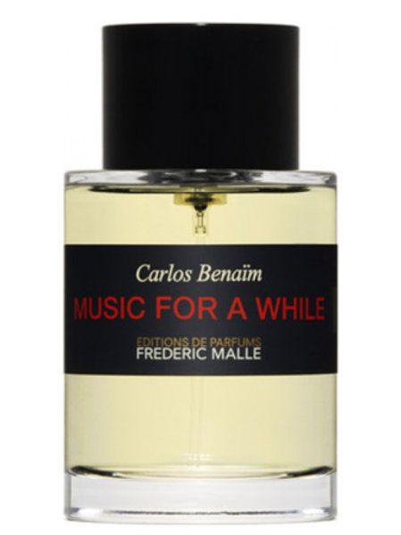 MUSIC FOR A WHILE by FREDERIC MALLE 5ml Travel Spray CARAMEL ANISE