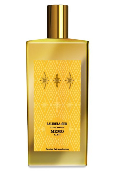 LALIBELA OUD by MEMO 5ml Travel Spray COCONUT LABDANUM VANILLA