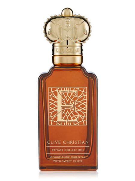 E GOURMAND ORIENTAL by CLIVE CHRISTIAN 5ml Travel Spray SANDALWOOD SAGE CLOVE