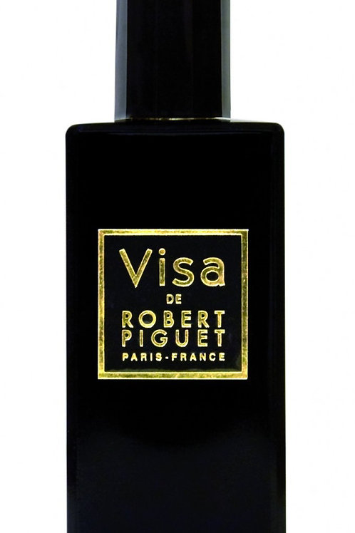 VISA by ROBERT PIGUET 5ml Travel Spray Vetiver Pear Ylang Benzoin Perfum