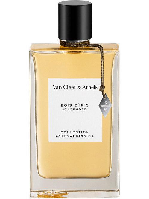 BOIS D'IRIS by VAN CLEEF ARPEL 5ml Travel Spray Incense Vanilla