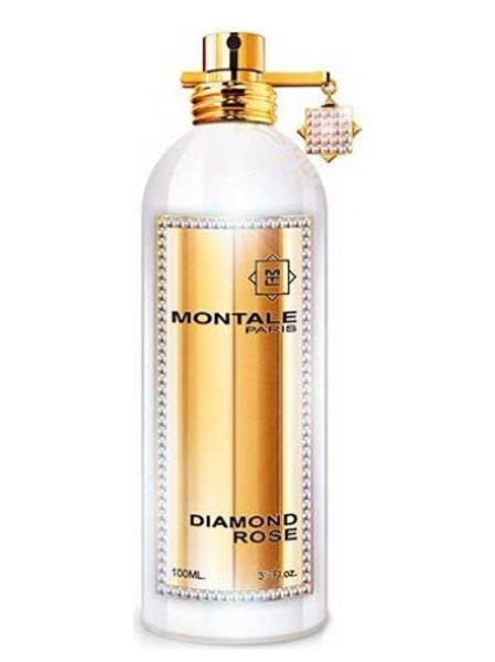 DIAMOND ROSE by MONTALE 5ml Travel Spray Bergamote Geranium Vanilla