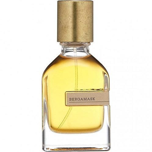 BERGAMASK by ORTO PARISI 5ml Travel Spray Perfume Bergamote Musk