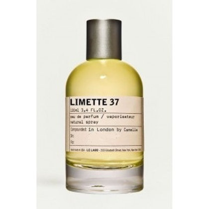 LIMETTE 37 by LE LABO 5ml Travel Spray L37 Exclusive Vetiver Tonka Bean