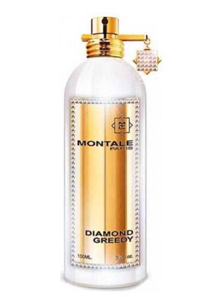 DIAMOND GREEDY by MONTALE 5ml TRAVEL SPRAY Pear Vanilla Patchouli