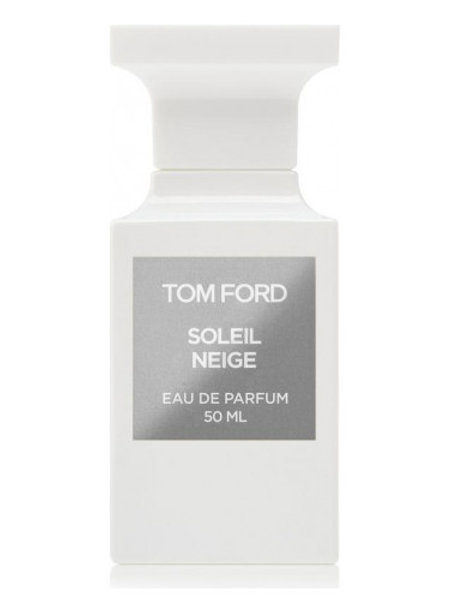 SOLEIL NEIGE by TOM FORD 5ml TRAVEL SPRAY Bergamote Labdanum