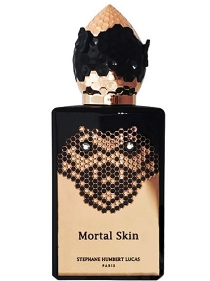 MORTAL SKIN by 777 5ml Travel Spray Stephane Humbert Lucas Davana Cedar