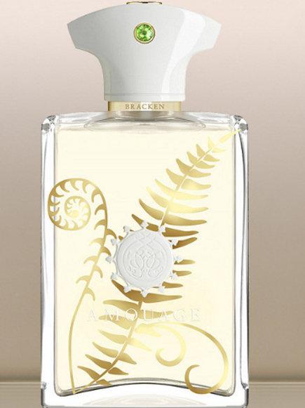 BRACKEN by AMOUAGE MAN 5ml Travel Spray Perfume Cypress Cedar Patchouli
