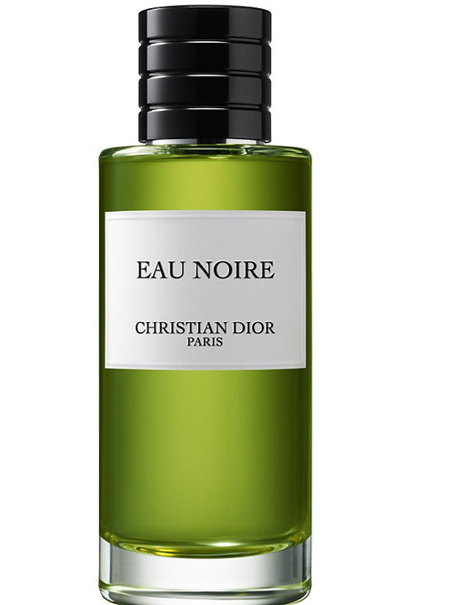EAU NOIRE by CHRISTIAN DIOR 5ml Travel Spray VIOLET COFFEE