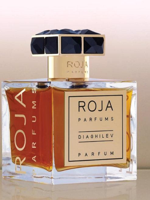 DIAGHILEV by ROJA DOVE 5ml Travel Spray CUMIN CLOVES GAIAC