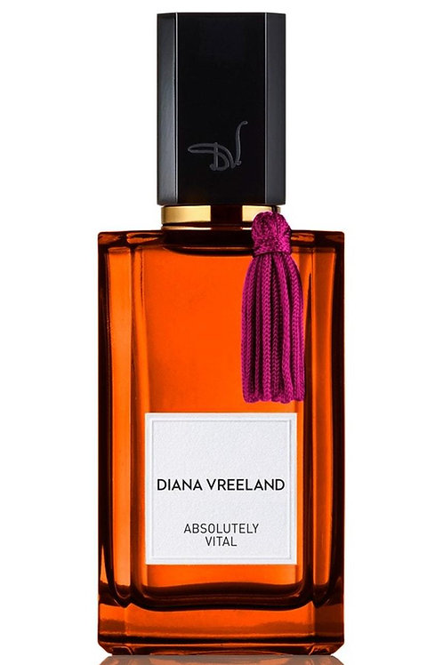 ABSOLUTELY VITAL by DIANA VREELAND 5ml Travel Spray Perfume Santal Myrrh