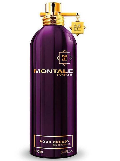 AOUD GREEDY by MONTALE Perfume 5ml Travel Spray LICORICE AMBER MUSK