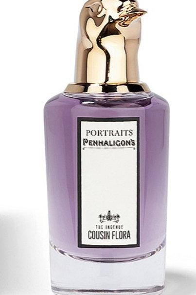 COUSIN FLORA by PENHALIGON'S 5ml Travel Spray Ambroxan