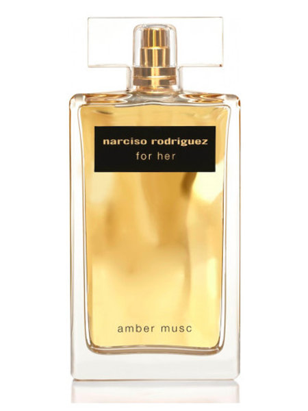 AMBER MUSC by NARCISO RODRIGUEZ 5ml Travel Spray Oud Incense Musk