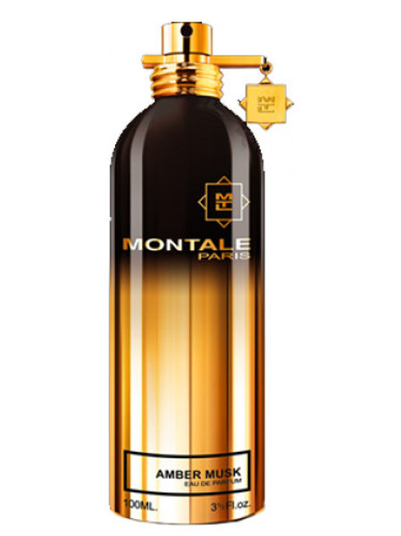 AMBER MUSK by MONTALE 5ml Travel Spray ALDEHYDE AMBERGRIS