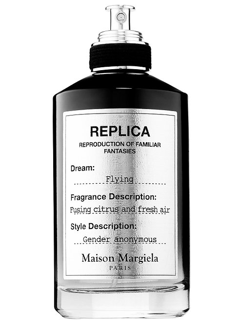 FLYING by MARTIN MARGIELA 5ml Travel Spray MMM Petitgrain Neroli Musk