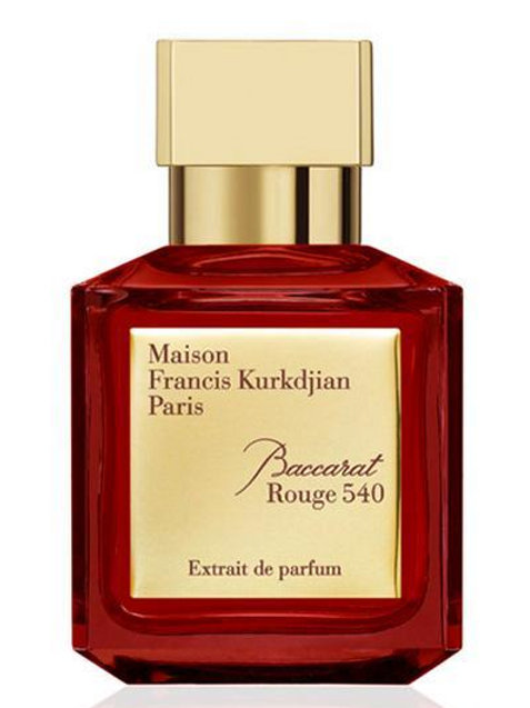 BACCARAT EXTRAIT by MFK 5ml Travel Spray ROUGE 540 Cedar Almond Ambergris
