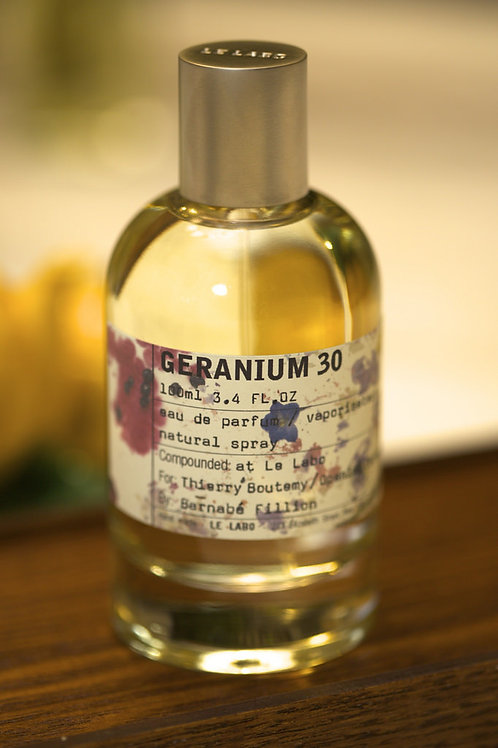 GERANIUM 30 by LE LABO 5ml Travel Spray G30 OPENING CEREMONY