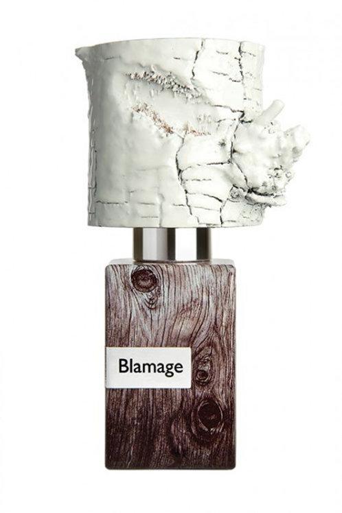 BLAMAGE by NASOMATTO EXTRAIT PARFUM 5ml Travel Spray ISO E SUPER AMBROX
