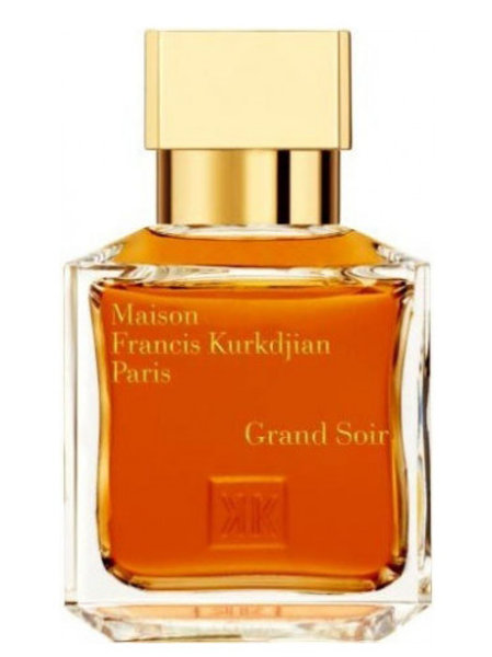 GRAND SOIR by FRANCIS KURKDJIAN 5ml Travel Spray Vanilla Labdanum MFK
