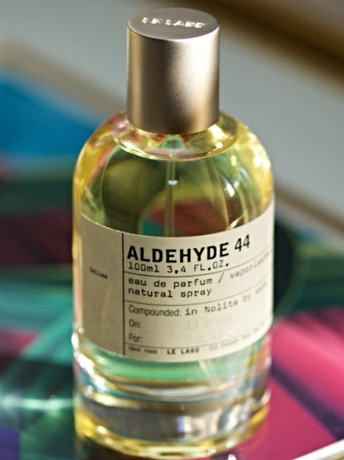 ALDEHYDE 44 by LE LABO 5ml Travel Spray A44 DALLAS Narcissus Musk