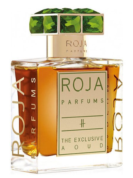 H AOUD by ROJA DOVE  5ml Traval Spray CYPRIOL PATCHOULI GERANIUM