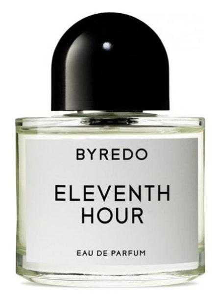 ELEVENTH HOUR by BYREDO 5ml Travel Spray FIG RUM PLUM CEDAR