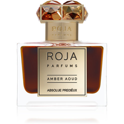 AMBER AOUD by ROJA DOVE 5ml Travel Spray ABSOLUE PRECIEUX OUD