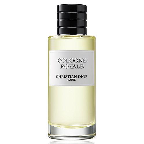 COLOGNE ROYALE by DIOR 5ml Travel Spray Neroli Musk