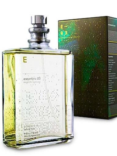 ESCENTRIC 03 by ESCENTRIC MOLECULES 5ml Travel Spray Cedar Musk